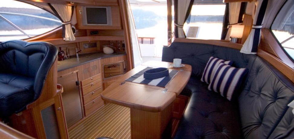 Textila Båtinredningar i Lindome